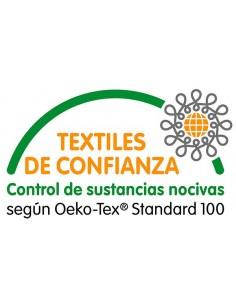 1 PAÑO DE COCINA JACQUARD GRIS / PLATA NAVIDAD 70X50 CM