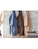 Conjunto de toalhas de banho para homem - Toalhas de banho 100% algodão