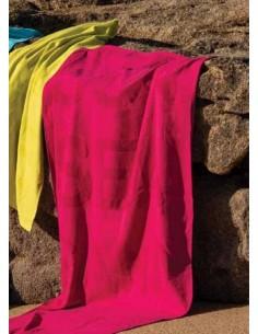 Toalla playa grande 100% algodón 100 x 170 cm - 360 gr./M2