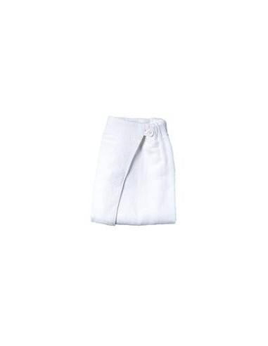 Salida de baño falda jacquard velour 100% algodón