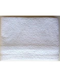 240x260 cm Colcha de verano 100% algodón - Colcha verano ligera color blanco