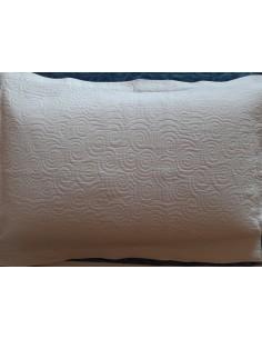 50x70 cm - Capa almofada 100% algodão branco