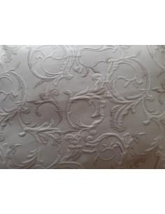 50x50 cm - Capa almofada 100% algodão beige
