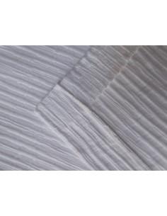 260X260 cm colcha de verano blanca 100% algodón