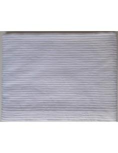 260x260 cm colcha de verao branca 100% algodão