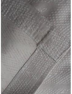 240x260 cm colcha de verao Taupe 100% algodão