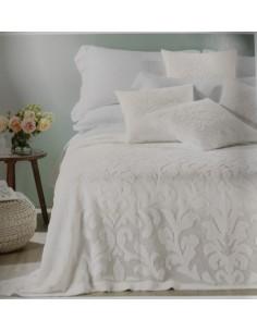 Colcha de verão - Coberta decorativa imita o crochê