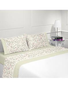 Jogo de lençóis 100% algodão - BERLIM da Casa&Algodão