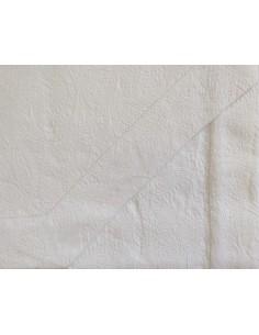 290x260 cm colcha de verano blanca 100% algodón - Colcha verano cama 200 cm