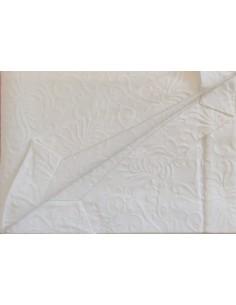 290x260 cm colcha de verao branca 100% algodão para cama de 200 cm