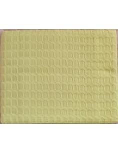 260x260 cm Colcha de verano verde 100% algodón - Colcha de verano ligera