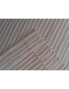 260X260 cm colcha de verano beige 100% algodón